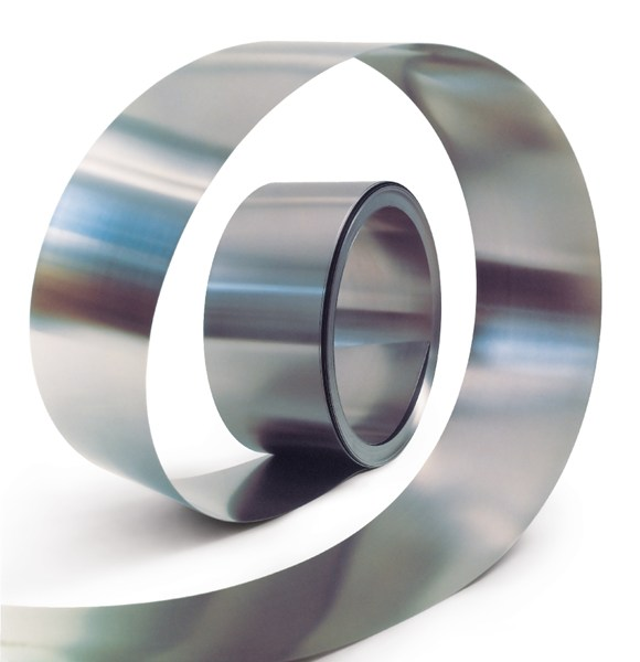 Nickel foil-strip